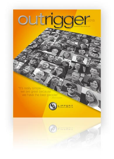 Outrigger 2015 - Company Year-In-Review Magazine