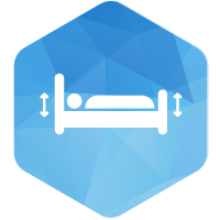 Bed Lift Icon