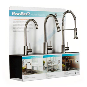Flow Max Galley Faucets