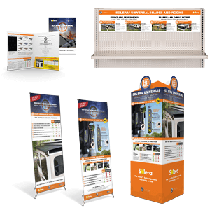 Solera Universal Awnings and Accessories