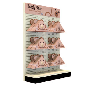 Teddy Bear Bunk Cover
