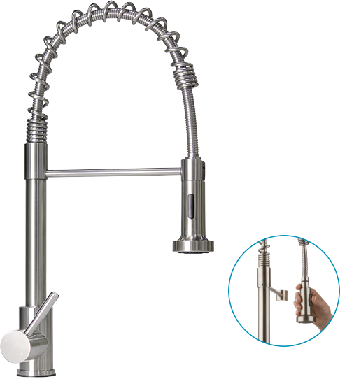 Spring Faucets