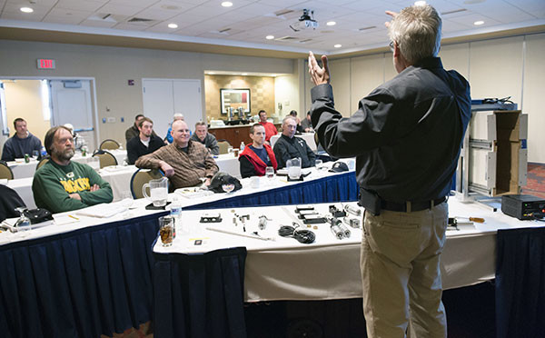 Lippert Components® announces April dealer training seminars