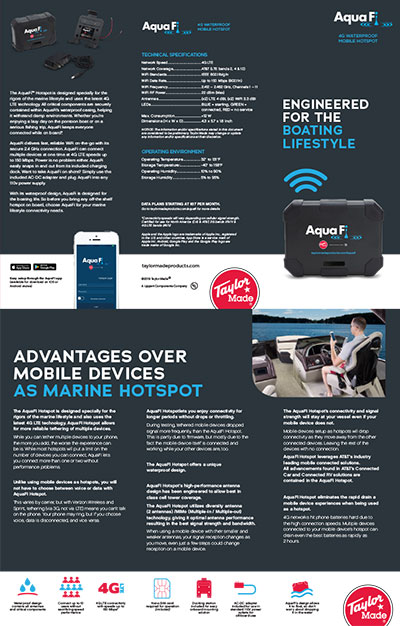 AquaFi Sales Brochure