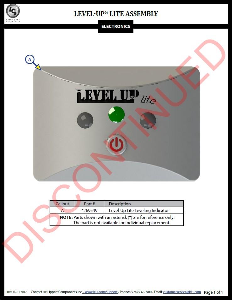 Level-Up® Lite Assembly