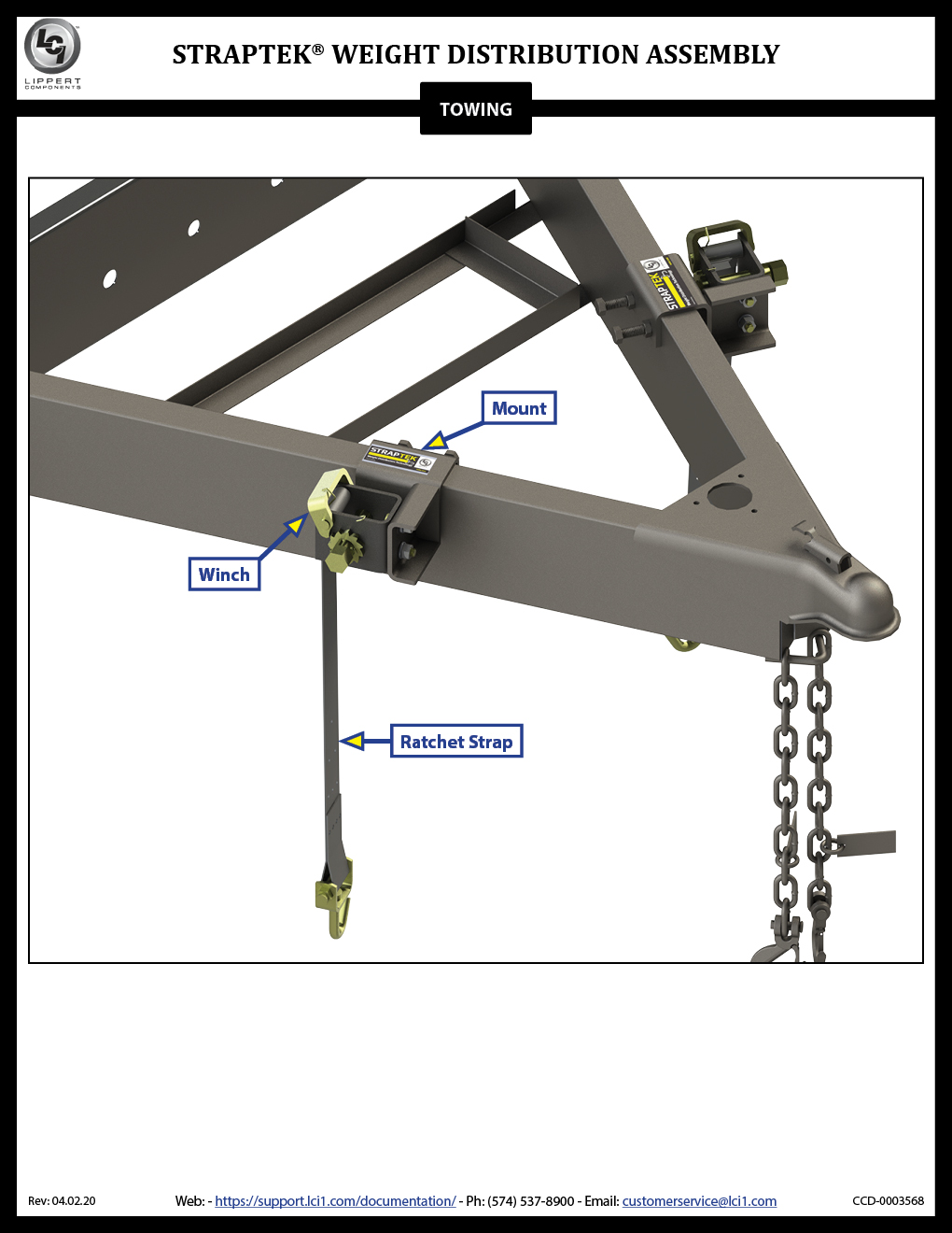Straptek® Assembly