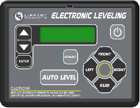 Ground Control® TT Leveling Touch Pad