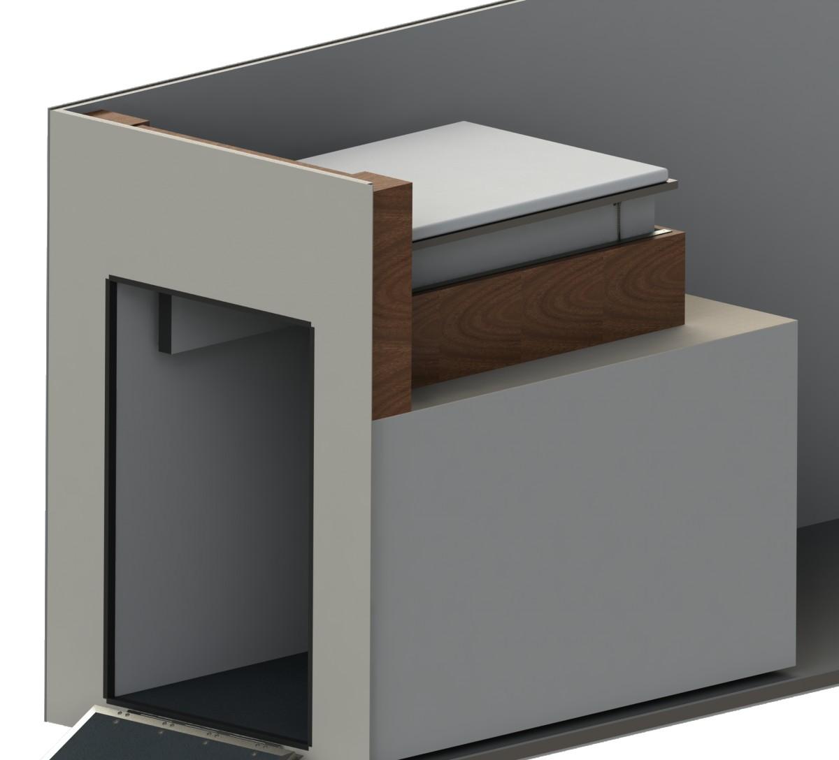 SlimRack® Bed Lift