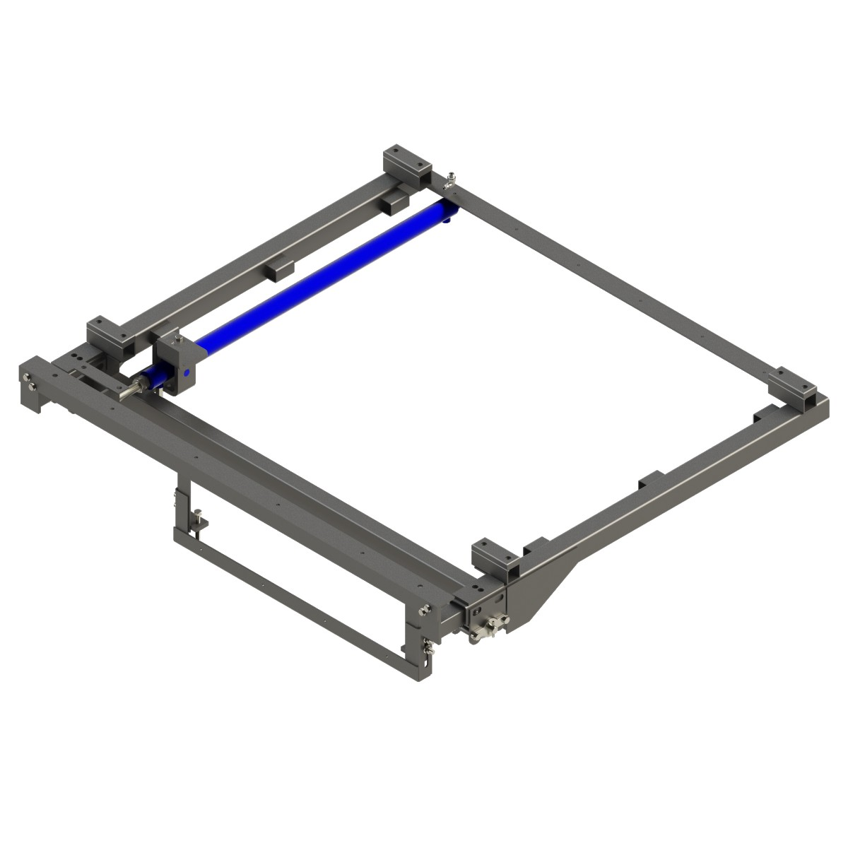 X-9 Electric And Hydraulic Bed Slide