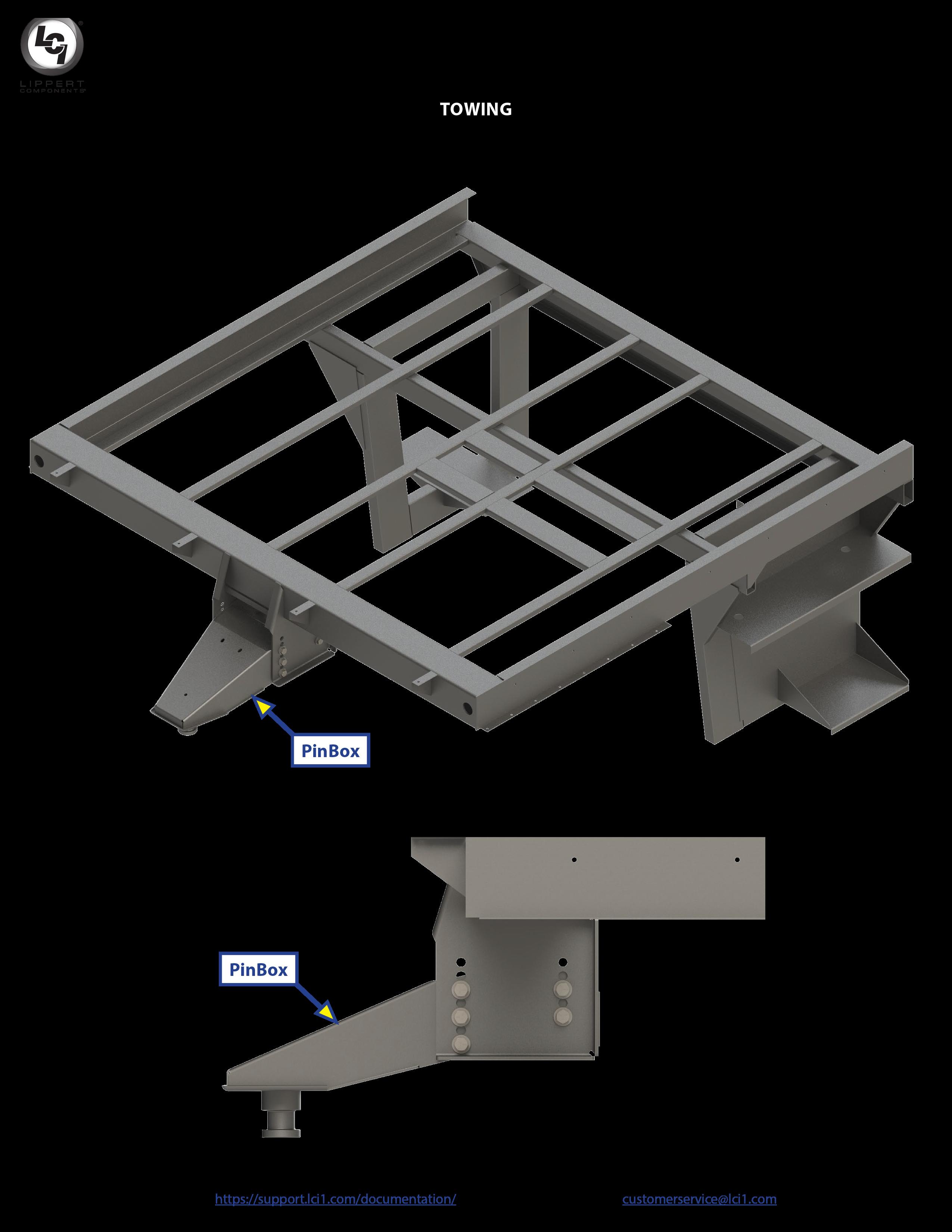 Rhino Box™ Pin Box Assembly